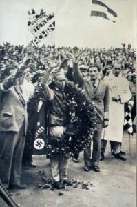 Incredibile alla vigilia, la vittoria nel GP di Germania del 1935 è una delle più belle di Nuvolari